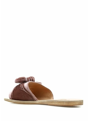 Ancient Greek Sandals Terlik Bordo